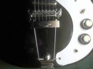 modifica ponte chitarra Danelectro
