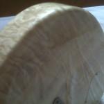 verniciatura nitrocellulosa very high gloss